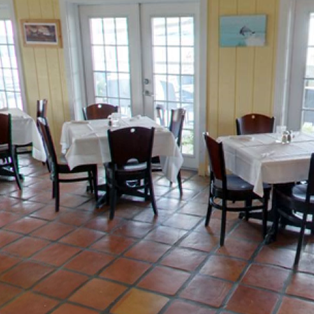 Indoor Dining At Lazy Days South