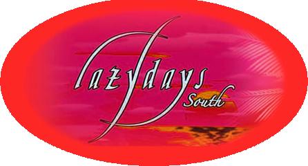 Lazy Days South Logo